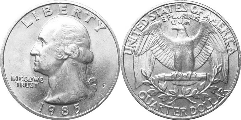 US 1932 - 1998 Washington Quarter History | Coin Community