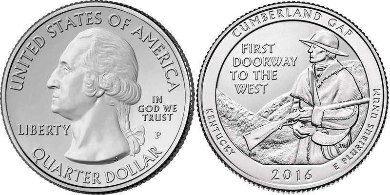 Kentucky State Quarter Errors – Billy Knight